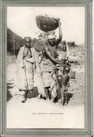 CPA - SENEGAL - Mots Clés: Ethnographie, érotisme, Fille, Femme, Seins Nus, Nude - Cérères Du Sine - En 1900 - Senegal