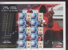 Australia 2006 FERRARI 1996-2006 11 Anni Di Successi In F1 Automobilismo Maxi Folder Bolaffi Michael Schumacher - Automobilismo