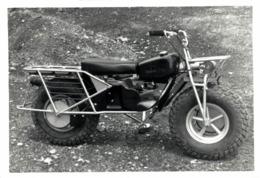 Rokon Scout  +-18cm X 12cm  Moto MOTOCROSS MOTORCYCLE Douglas J Jackson Archive Of Motorcycles - Photos