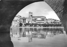CAZERES-sur-GARONNE - Vue Du Pont - Cliché Danis-Avedikian - France