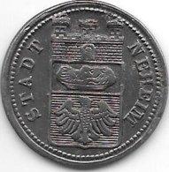 *notgeld   Neheim 10 Pfennig 1917   Fe  358.1a - [ 2] 1871-1918 : Empire Allemand