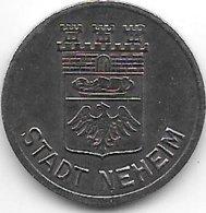 *notgeld   Neheim 10 Pfennig 1918   Fe  358.3 - [ 2] 1871-1918 : Empire Allemand