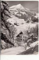Autriche - Tolle AK Bludenz Tschengla Pension Alpila Bürserberg Postablag - Sonstige