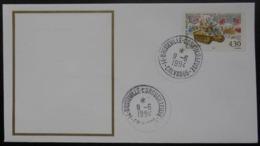 B116 Cachet Temporaire Bretteville L'Orgueilleuse Anniversaire De La Libération 9 Juin 1994 - Commemorative Postmarks