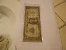 USA   1923    -  ONE  DOLLAR   -  LARGE  SIZE  BILLET - United States Notes (1862-1923)