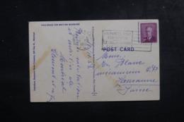CANADA - Oblitération Mécanique De Montréal Pour Promouvoir Le Colis Par Avion En 1953 Sur CP Pour La Suisse - L 44773 - Cartas