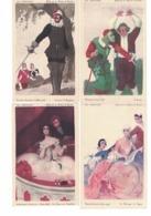 CARTOLINA PUBBLICITARIA POST CARD CARTE POSTALE MAISON DE  RICQLES LE THEATRE - Publicité