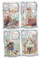 CARTOLINA PUBBLICITARIA POST CARD CARTE POSTALE CACAO BENSDORP - Publicidad