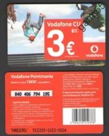 TELEPHONE CARD GREECE  3 EURO - Télécartes