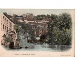 4. THIERS. - La Cascade De Salliers.+ 19.- Cascade De Saillant.+ 38.- Le Pont De Patières Et Saint-Jean. LE LOT DE 3 CPA - Thiers