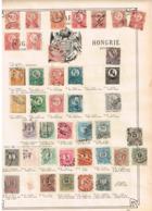 Hongrie + Bulgarie Du Sud. Ancienne Collection. Old Collection. Altsammlung. Oude Verzameling - Postzegels