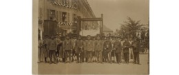 Carte  Photo  A Identifier  -  Procession - Germany