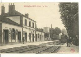 10 - NOGENT SUR SEINE / LA GARE - Nogent-sur-Seine