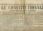 Journal LE CONSTITUTIONNEL, N° 357 (22 Décembre 1848) : Elections, Louis-Napoléon Bonaparte, Nouvelles France, Etranger - Kranten