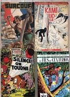 Ensemble De 4 Albums Dupuis. Jigé/Blondin & Cirage.  Tomes 7 & 8, EO De 1954.  Extérieurs En Bel état D'origine Avec Pet - Books, Magazines, Comics