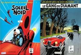 Jigé/Follet/Jean Valhardi.  Collection Complète Des 15 Tomes De Jean Valhardi Rédités Dans Les Années 1980.   TBE+ - Books, Magazines, Comics