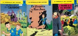 Mitacq/La Patrouille Des Castors.  Collection Complète Composée De 30 Tomes.  Editions Des Années 70 Et 80.  TBE - Books, Magazines, Comics