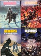 "Rosinski/Duchateau.  ""Hans"" Tomes 1 à 8 En EO.  TBE+ Rosinski/Van Hamme.  ""Le Grand Pouvoir Du Shninkel"".  EO De 1988.   - Books, Magazines, Comics"