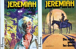 Hermann/Jeremiah.  Les 19 Premiers Tomes édition Anciennes Des Années 80 Et 90.  EO Apd Tome 5.  TBE+ - Books, Magazines, Comics
