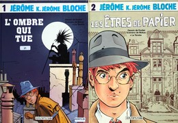 Jérome K/Dodier.  Les 11 Premiers Tomes En EO.  TBE+ - Libros, Revistas, Cómics