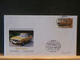 A10/907  FDC DBP   2017 - Voitures