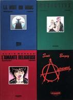 Bucquoy & Hernu/Alain Moreau.  Ensemble De 5 Albums En état Neuf:   Tome 2, 3 & 4 Version Tirage De Luxe Numérotés Et Si - Books, Magazines, Comics