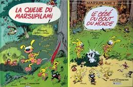 Franquin/Le Marsupilami.  Tomes 1 à 10. EO En état Neuf. - Libros, Revistas, Cómics