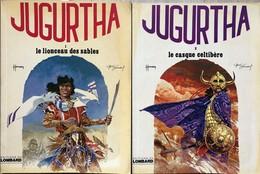 Hermann/Jugurtha.  Ensemble Des 16 Premier Tomes En EO.  Le Tome 15 Est Manquant.  TBE+ - Libros, Revistas, Cómics