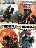 "Rosinski/Thorgal.  Rare Ensemble Des 23 Premiers Tomes De ""Thorgal"" EO.  Etat Neuf - Books, Magazines, Comics"