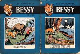 Vandersteen/Verschuere/Wirel/Bessy.  Ensemble De 14 Albums éditions Erasme  En Bel état D'origine Avec Usures; Déchirure - Libros, Revistas, Cómics