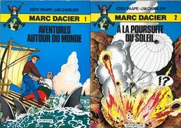 Paape/Marc Dacier.  Ensemble De 13 Albums: -Tomes 1 à 13: éditions De 1980.  TBE+ -Tome 4: EO De 1962. Plats En Mauvais  - Libros, Revistas, Cómics
