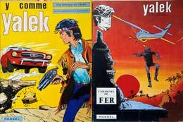 Denayer/Géron/Yalek.  Ensemble De 19 Albums EO.  TBE à Etat Neuf. - Libros, Revistas, Cómics