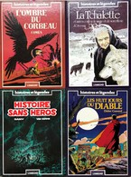 Histoires Et Légendes.  Ensemble Des 31 Premiers Tomes EO Des Années 80.  TBE+ - Libros, Revistas, Cómics