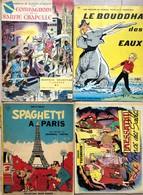 Ensemble De 17 Albums Anciens Divers Datant Des Années 40 à 60.  Etats Variables. - Books, Magazines, Comics