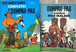 Uderzo/Goscinny/Oumpah-Pah: -Tome 3 EO.  TBE -Tome 4 EO.  Etat Neuf Les Dingodossiers Tomes 3 & 4.  Editions De 1992.  E - Libros, Revistas, Cómics