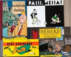 Ensemble De 14 Albums Petits Formats (certains Numérotés) édités Dans Les Années 80 De Différents Auteurs.  Etat Neuf.   - Libros, Revistas, Cómics
