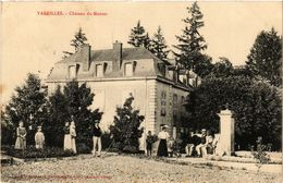 CPA Vareilles - Chateau Du Monter (437043) - Other Municipalities