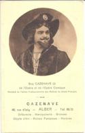 CPA Guy Cazenave à Alger - Algérie - Opéra Et Opéra Comique - Chanteurs & Musiciens