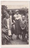 Kleinbasel - Im Garten Von Onkel Hans - (1931) - BS Basle-Town