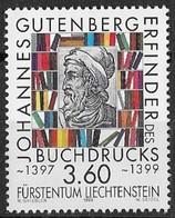 Liechtenstein N 1164** - Liechtenstein