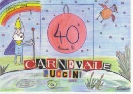 Italia 2013 Cartolina Nuova Carnevale Torre Del Lago Puccini (Viareggio) Carnaval Carnival - Carnaval