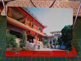 149379 FROM HONG KONG CHINESE TEMPLE AT CASTLE PEAK - Cina (Hong Kong)