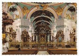 Switzerland - St. Gallen - Barock-Kathedrale (Stiftskirche) - Innenansicht (2) - Kirchen U. Kathedralen