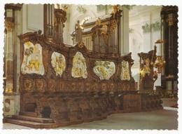 Switzerland - St. Gallen - Barock-Kathedrale (Stiftskirche) - Chororgeln - Kirchen U. Kathedralen