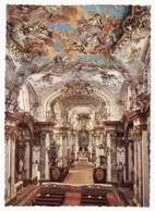 Austria - Stift Wilhering (Rokoko Juwel) - Innenansicht Der Stiftskirche (2) - Kirchen U. Kathedralen