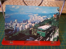 149380 FROM HONG KONG A PEAK TRAM CLIMBING THE HIGHEST PEAK ON HONG KONG ISLAND - China (Hongkong)