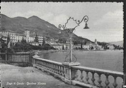 LOMBARDIA - LAGO DI GARDA - GARDONE RIVIERA - EDIZ. PREDA CECAMI MILANO - NUOVA - Other Cities