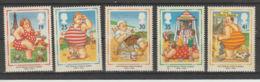 Engeland 1994  Mi.nr. 1508-1512   SG Nr. 1815-1819    MNH - Unused Stamps