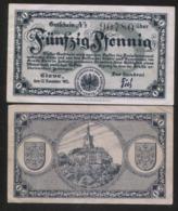 Notgeld Cleve 50 Pf 1918 - [11] Lokale Uitgaven