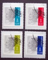 Denmark 2011   Minr.1629-32    (O)  ( Lot  D  848 ) - Danimarca